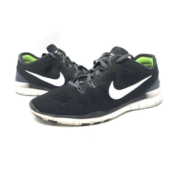 separation shoes 92a75 4ec45 Women's Nike Free Run 2018 in Black/Black
